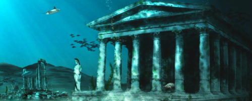 The Energies of Atlantis: Diving Deep Within